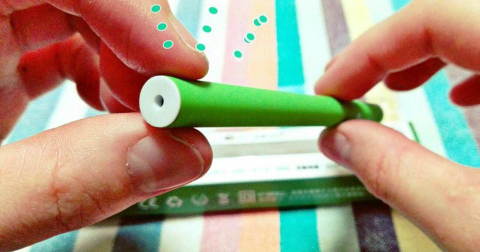 VITABON(ビタボン)の吸い口の写真